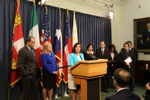Dr Lopez & Mexican American Legislative Caucus Announce the Latina/o Education Taskforce Agenda